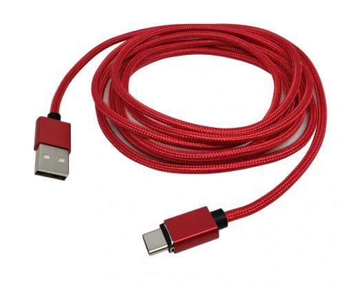 MICRO USB КАБЕЛЬ 3M V8  - фото 1
