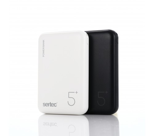 SERTEC ST-2060 POWER BANK 5.000 mAh      - фото 1
