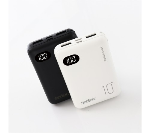 SERTEC ST-2066 POWER BANK 20.000 mAh  - фото 1